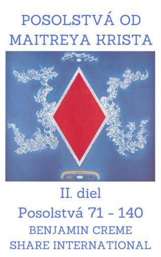 Posolstvá od Maitreya Krista  - Creme Benjamin [E-kniha]